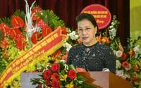 Chủ tịch Quốc hội dự Đại hội thi đua yêu nước ngành Ngân hàng