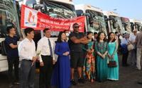 Gần 1.400 du khách trên tàu du lịch 5 sao tới Bà Rịa – Vũng Tàu