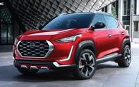 Nissan Magnite - Đối thủ Kia Seltos lần đầu lộ nội thất