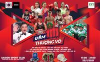 """Boxing """"Cá Mập"""" lần đầu xuất hiện tại Việt Nam"""