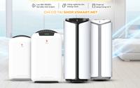 Vinsmart mở bán máy lọc không khí và giải pháp nhà thông minh độc quyền trên Vsmart Online.