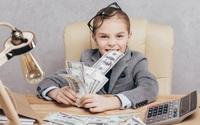 Phỏng vấn 1.200 triệu phú lập nghiệp từ tay trắng về cách dạy con kiếm tiền: Tương lai giàu có bắt đầu từ quan niệm đúng đắn về tiền bạc