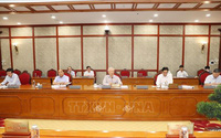 Kết luận của Bộ Chính trị về một số nhiệm vụ trọng tâm trong phòng, chống dịch COVID-19
