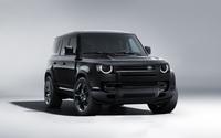 Land Rover Defender sẽ thêm bản hạng sang đấu Mercedes-Maybach GLS