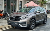 Honda CR-V thua 'mong manh' Mazda CX-5 trên thương trường – Chỉ với 5 thứ này, Honda CR-V có hoán đổi thế trận được không?