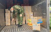TNI King Coffee trao tặng gạo cho người dân vùng dịch và tiếp sức cho tuyến đầu chống dịch tại TP.HCM và Bình Dương