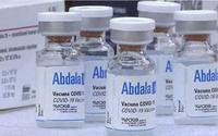Chính phủ ra nghị quyết về mua vaccine phòng COVID-19 Abdala do Cuba sản xuất