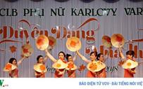 Duyên dáng mùa thu – tôn vinh nét đẹp phụ nữ Việt tại Séc