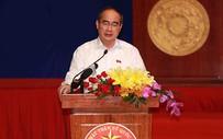 Bí thư Nguyễn Thiện Nhân: Thành phố sẽ vận dụng những chính sách có lợi nhất cho người dân Thủ Thiêm