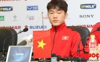 Lương Xuân Trường nói về suất đá chính tại Asian Cup 2019