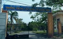 Nhiều cán bộ Trường Trung cấp Kinh tế Quảng Bình bị yêu cầu kiểm điểm và kỷ luật