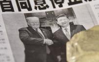 """""""Đình chiến"""" thương mại 90 ngày Trung-Mỹ: tấm màn che giấu sóng gió đối đầu?"""