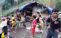 """Bản làng Arem Quảng Bình """"ở nhà lá, ăn cơm muối với rau rừng"""" cần sự chung tay giúp đỡ của cộng đồng đón Tết Kỷ Hợi"""