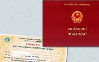 Bộ GDĐT bãi bỏ quy định về thi chứng chỉ ngoại ngữ