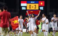 """Người hâm mộ quốc tế tôn vinh Việt Nam là """"vua bóng đá ASEAN"""""""