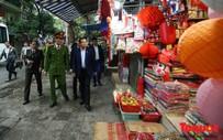 Kiểm tra PCCC phố cổ Hà Nội: An toàn cháy nổ ở mức báo động