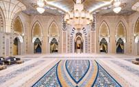 Cơ hội chiêm ngưỡng vẻ đẹp bên trong Dinh Tổng thống ở UAE