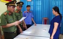 Công an tỉnh Sơn La tước danh hiệu Thiếu tá CAND do 'dính' tới gian lận thi cử