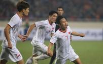 Clip tổng hợp trận đấu khó khăn: U23 Việt Nam 1-0 U23 Indonesia