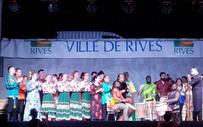 Dấu ấn Việt tại Festival văn hóa dân gian thế giới