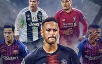 Cập nhật top 10 cầu thủ đắt giá nhất thế giới: Ronaldo chỉ đứng hạng năm, xếp dưới một chàng trai 20 tuổi