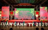 """Khai mạc Hội Xuân 2020 tại Hà Nội, lan tỏa thông điệp """"Ăn thuần chay - Tạo hòa bình"""""""