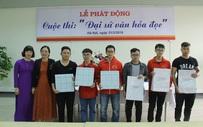 Hướng dẫn triển khai Cuộc thi Đại sứ Văn hóa đọc năm 2020