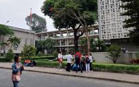 Đi học trong mùa dịch, sinh viên ĐH Y dược TP HCM được yêu cầu chụp lại vị trí chỗ ngồi trong mỗi giờ học
