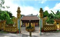 Đề xuất phương án tái sử dụng gạch cổ của di tích đền thờ Lương Thế Vinh ở Nam Định