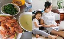 Mỗi ngày đi chợ quy định chỉ mang đúng 150 nghìn để không bị tiêu lạm phát, bà nội trợ Hà Nội vẫn sắm đủ thức ăn cả ngày cho gia đình