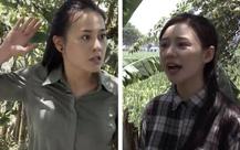 """Quỳnh búp bê tập 17: Quỳnh """"dạy dỗ"""" em gái Lan thói vô lễ, khinh thường"""