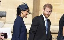 Bão tin đồn Công nương Meghan có thai, và bí mật phía sau bộ váy của chị dâu Kate