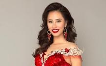 Á hậu Yến Nhi lên đường dự thi Miss Globe 2018