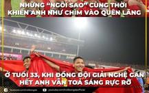 """Những hình ảnh """"lầy lội"""" được chế từ hình ảnh đội tuyển Việt Nam"""