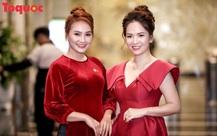 Đan Lê, Bảo Thanh đẹp rạng rỡ trong Gala Việc tử tế 2019