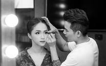 """Chuyên gia trang điểm John Kim tiết lộ bí quyết """"họa mặt"""" cho các sao"""