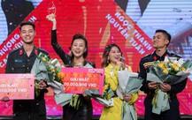 """Phương Oanh, Ngọc Thanh Tâm cùng trở thành Quán quân của """"Mỹ nhân hành động 2019"""""""