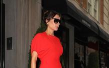 """Victoria Beckham sành điệu ra phố sau tuyên bố """"không sợ già"""""""