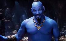 """Hé lộ tạo hình Thần Đèn của Will Smith, Disney bị """"ném đá"""" không thương tiếc"""