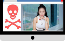 Giả danh clip nóng của hotgirl, hàng loạt link Facebook đội lốt mã độc dụ dỗ tải về để phát tán