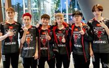 Tuyển thủ Dashing Buffalo tiết lộ là những fan Kpop thứ thiệt, thậm chí Palette còn là tên một bài hát của ca sĩ Hàn Quốc