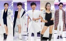 Dàn mẫu nhí gây sốt tại Vietnam kids fashion tour 2019