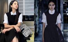 """Không thể sang Hy Lạp dự show Dior, Ji Soo ở nhà theo dõi bằng hình thức online nhưng vẫn lên đồ """"đỉnh của chóp"""""""
