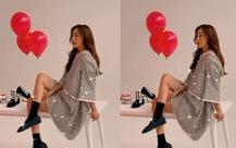 Kim Hee Sun lộ nhan sắc thật ở tuổi U50 trong hình chưa chỉnh sửa, liệu có đẹp hơn Song Hye Kyo?