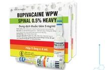 Nhiều tỉnh thành đã phản ánh về chất lượng thuốc gây mê tủy sống đến Cục Quản lý Dược rất lâu trước vụ 2 sản phụ ở Đà Nẵng tử vong