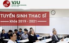VJU OPEN CAMPUS: cơ hội trải nghiệm thực tế đào tạo quốc tế ngay tại Việt Nam