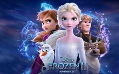 """""""Frozen 2"""" trở thành phim hoạt hình doanh thu cao nhất mọi thời đại"""