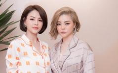 Lương Thu Trang đọ sắc bên NTK Thu Yến