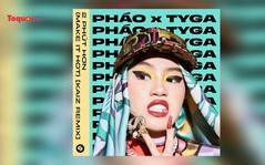 Pháo kết hợp cùng rapper Mỹ gốc Việt ra sản phẩm mới