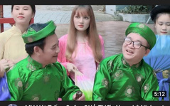 """Thi sĩ Ngọc Lê Ninh bày mâm quả mời """"phá cỗ"""" dịp Trung thu theo cách độc đáo"""